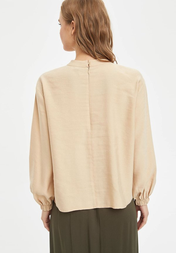 DeFacto Bluzka - beige/beżowy BKVD