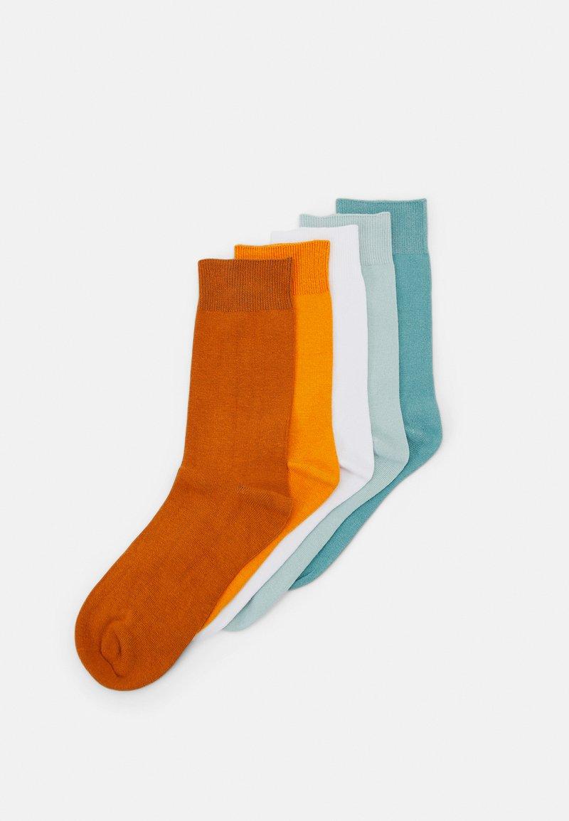 camano - ONLINE SOCKS 9 PACK UNISEX - Socks - chateau rose