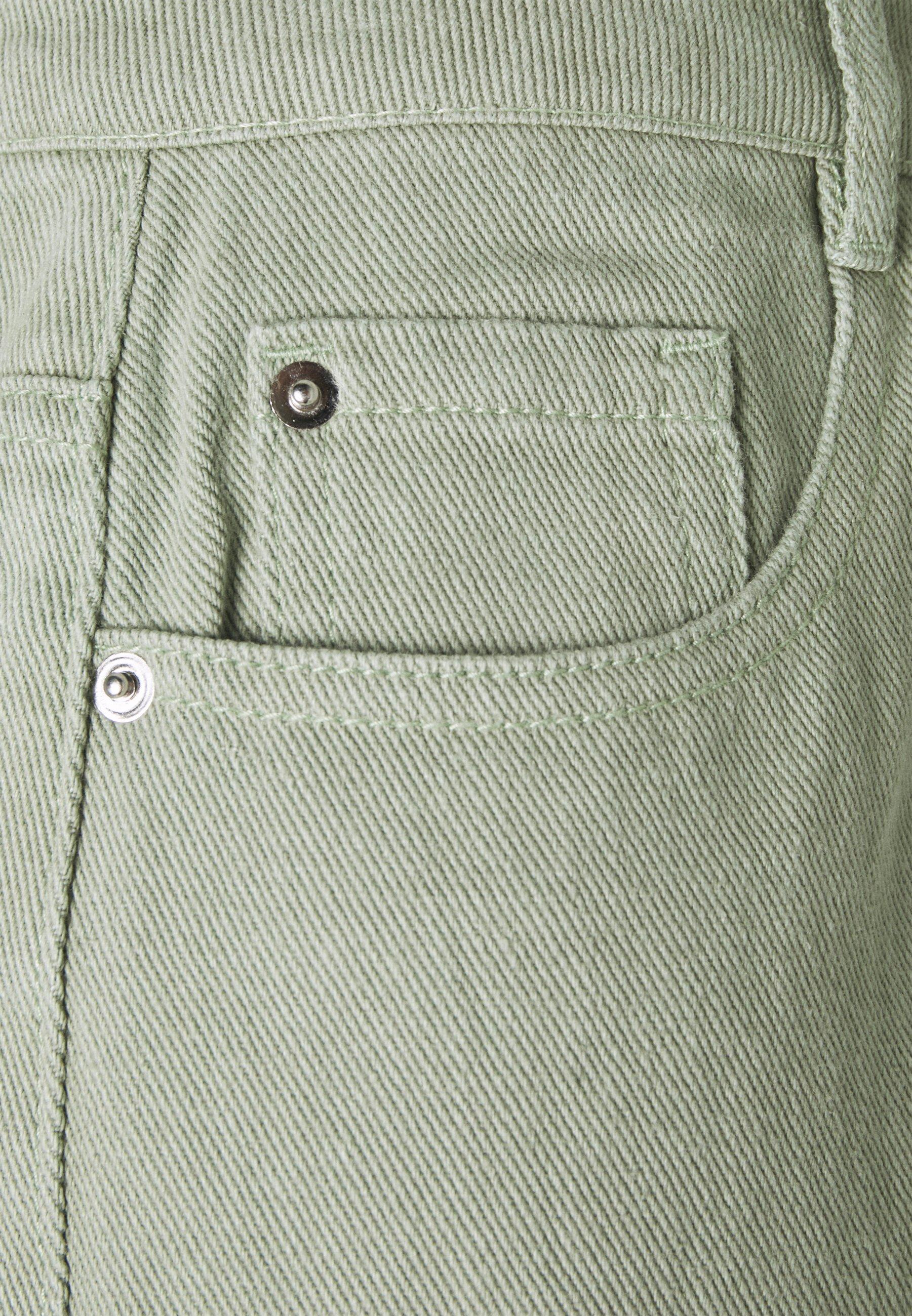 Women WRATH SPLIT HEM - Straight leg jeans