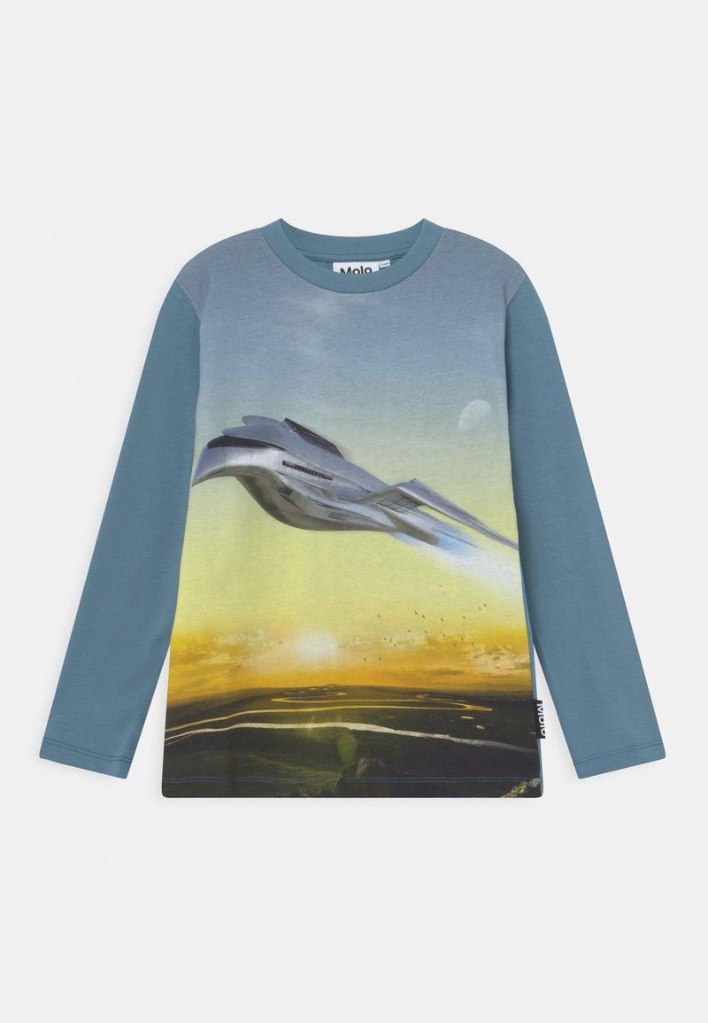 Molo - REIF - Long sleeved top - blue