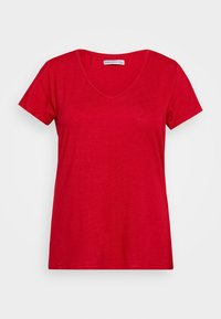 Anna Field Curvy - Basic T-shirt - chili pepper - 3