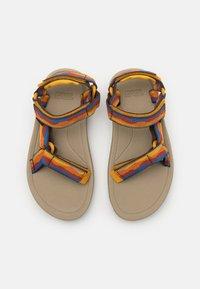 Teva - HURRICANE XLT 2 UNISEX - Walking sandals - vista sunset - 3