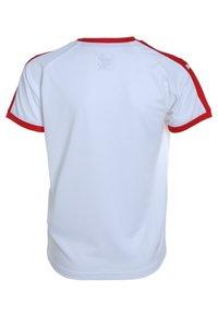 Puma - LIGA  - Sports shirt - puma white/puma red - 1