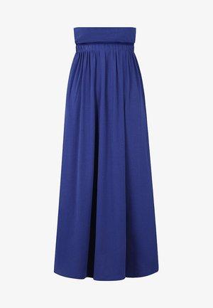 Pliceret nederdel /Nederdele med folder - royal blue