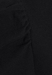 Pieces - PCANNA  - Basic T-shirt - black - 2