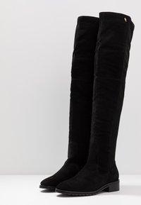 Kurt Geiger London - RIVA - Over-the-knee boots - black - 4