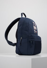 Tommy Hilfiger - KIDS BACKPACK - Reppu - blue - 4