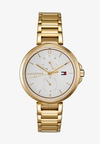 Tommy Hilfiger - DRESSED - Montre - gold-coloured - 1