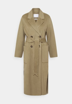 BORAGE LEAF - Classic coat - sage green