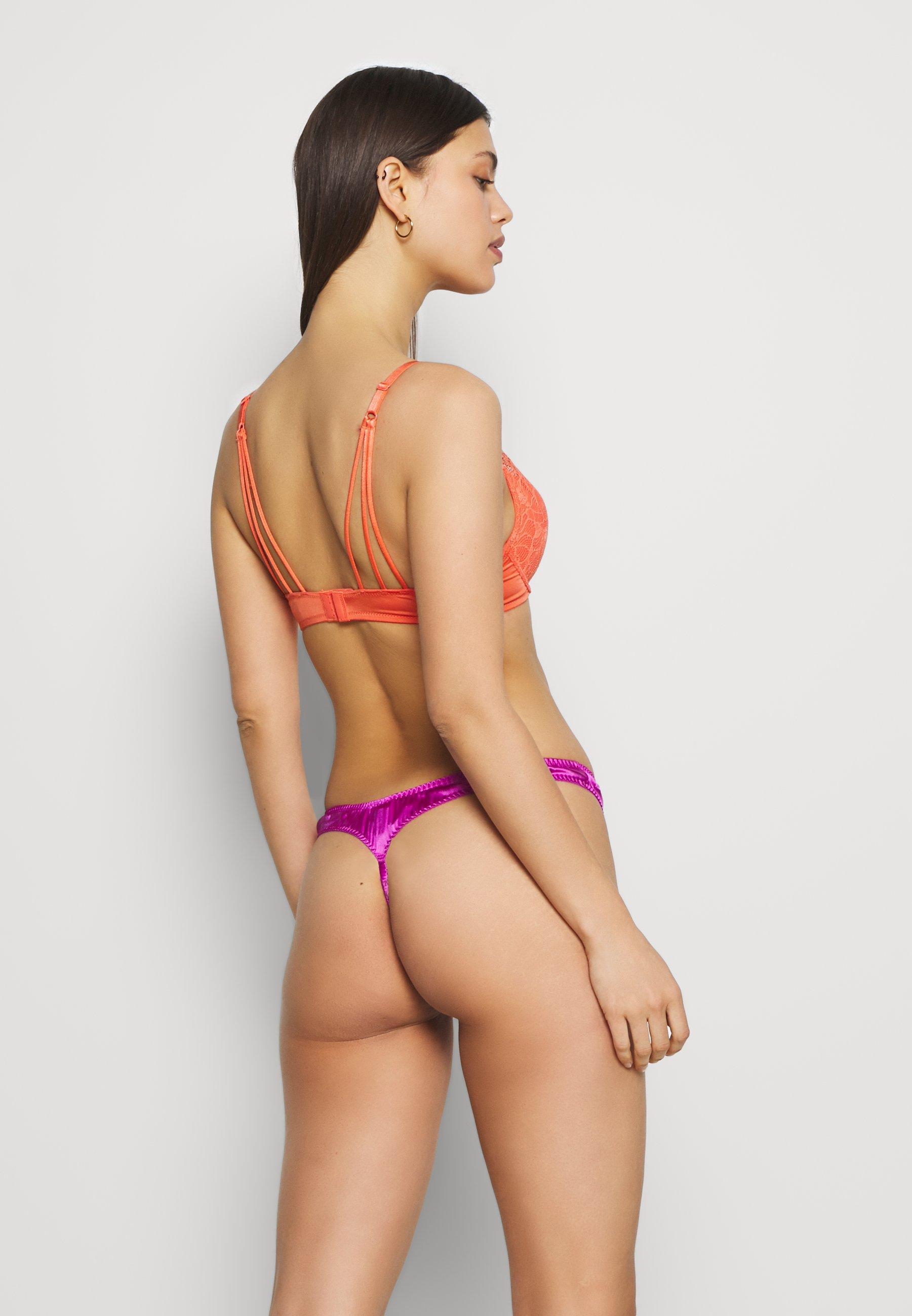 Women PADDED BRA - Triangle bra