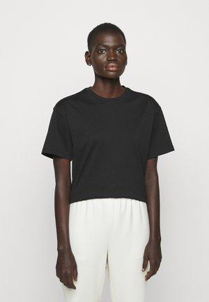 PERFECT TEE CLINTON - Basic T-shirt - black