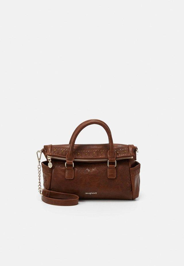 BOLS MARTINI LOVERTY MINI - Handbag - brown