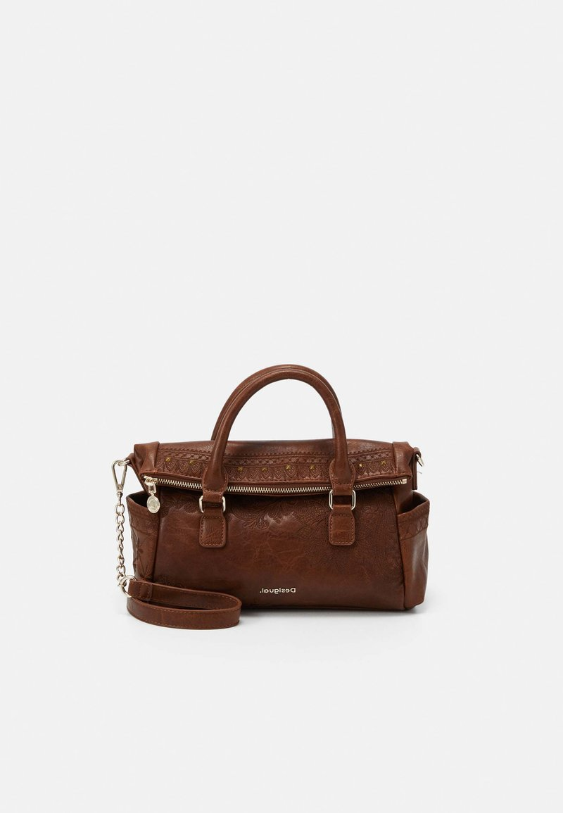 Desigual - BOLS MARTINI LOVERTY MINI - Handbag - brown