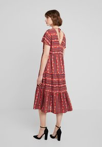 Louche - THEODEN FOLKSTRIPE - Day dress - red - 3