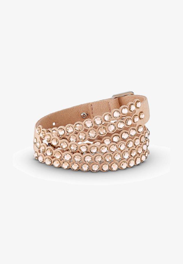 Swarovski crystal - Bracelet - light pink