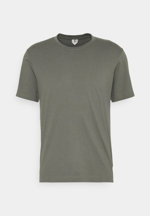 Basic T-shirt - khaki green