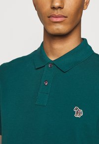 PS Paul Smith - MENS SLIM FIT - Poloshirts - dark green - 6