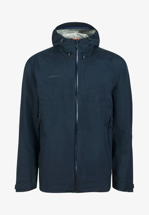 CONVEY TOUR HOODED JACKET MEN - Outdoorjas - marine