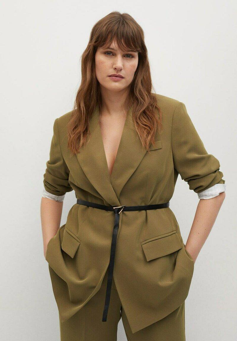 Violeta by Mango - AWESOME - Short coat - vert
