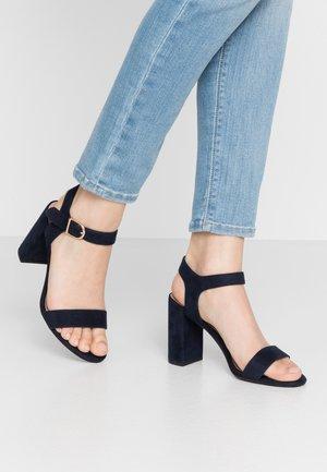VIMS - High heeled sandals - navy