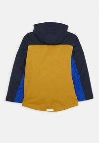 Jack Wolfskin - ARGON  - Hardshell jacket - golden amber - 1