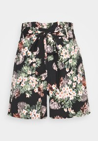 Vero Moda - VMSIMPLY EASY LONG - Shorts - black - 0