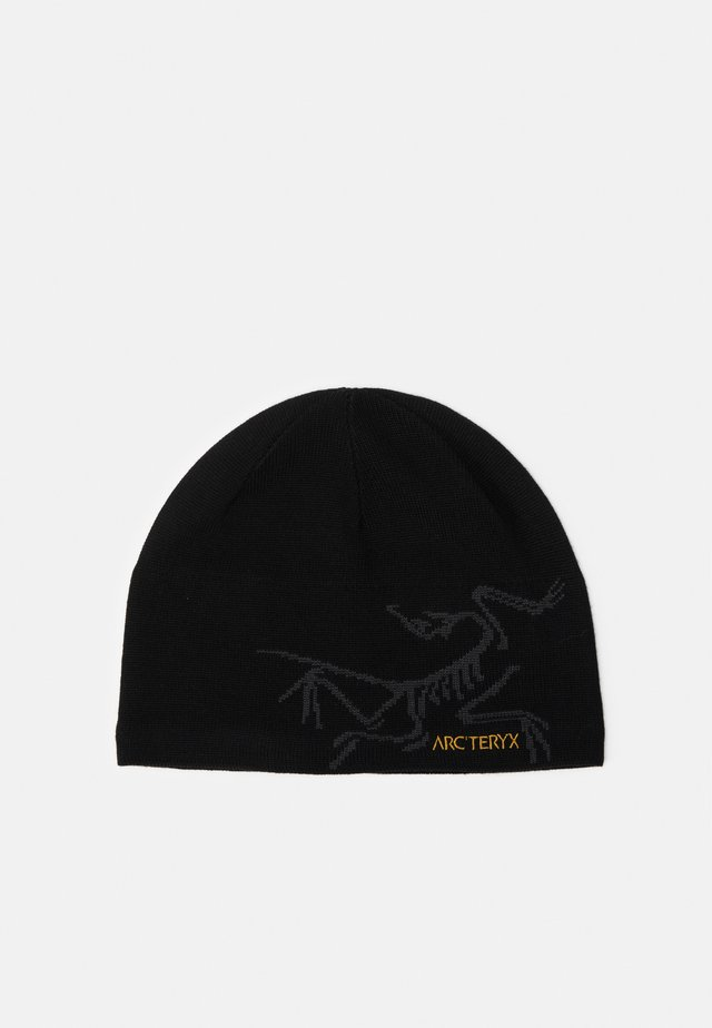 BIRD HEAD TOQUE UNISEX - Bonnet - black