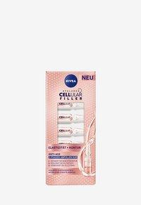 Nivea - HYALURON CELLULAR FILLER + ELASTICITY 7 DAY 2-PHASE AMPOULS - Huidverzorgingsset - - - 1