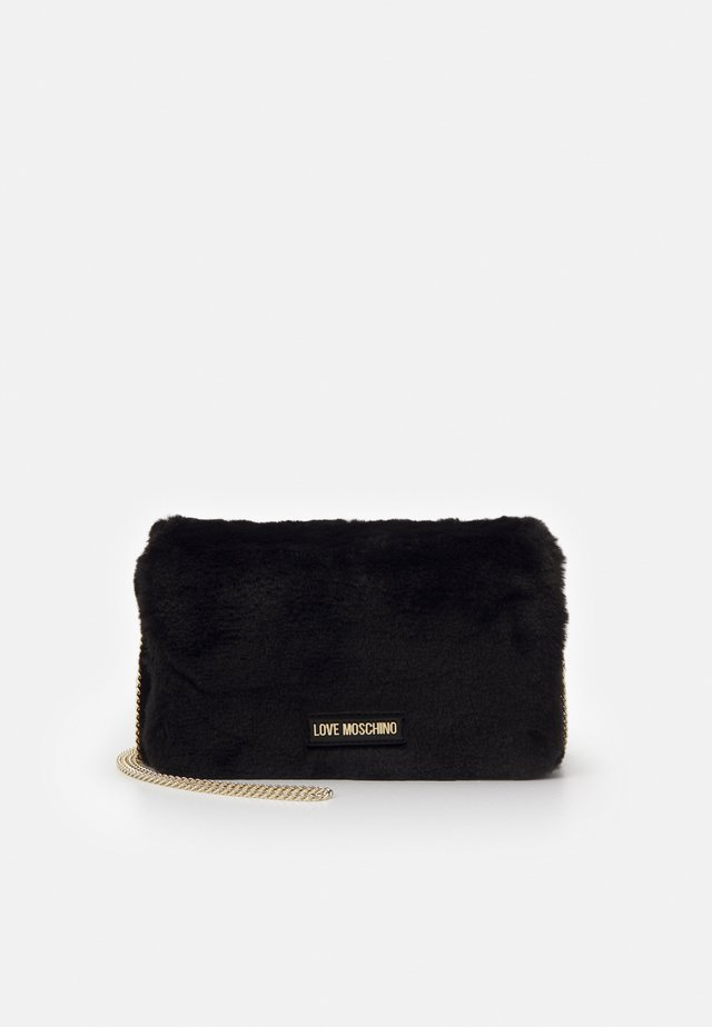 EVENING BAG - Sac bandoulière - black