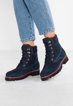 TALVI - Winter boots - navy
