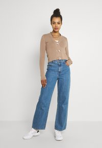 Levi's® - HIGH WAISTED STRAIGHT - Jeans relaxed fit - joe stoned - 1