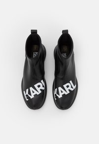 KARL LAGERFELD - FINESSE LEGERE STRETCH - Ankle boots - black - 4
