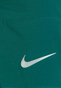 Nike Performance - Sports shorts - dark teal green/black/reflective silver - 2