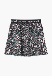 Hummel - NANNA - A-line skirt - oil blue - 1