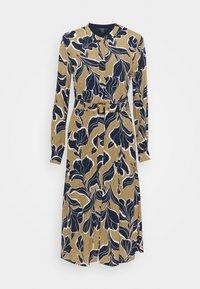Esprit Collection - DRESS 2-IN-1 - Day dress - cream beige - 0