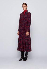 BOSS - Shirt dress - patterned - 1