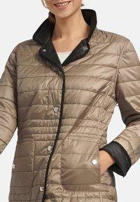 Basler - Winter coat - beige - 5