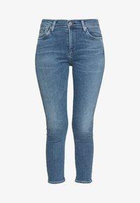 Citizens of Humanity - ROCKET  - Jeans Skinny Fit - blue denim - 3