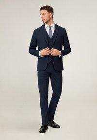 Mango - BRASILIA - Suit jacket - marineblauw - 1