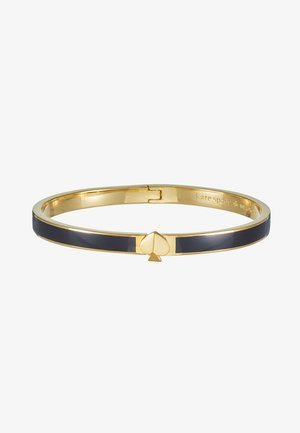 HERITAGE THIN BANGLE - Bracelet - black