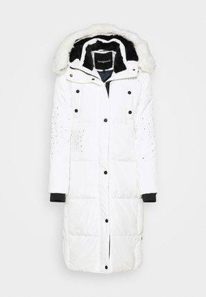 PADDED KATIA - Płaszcz zimowy - blanco