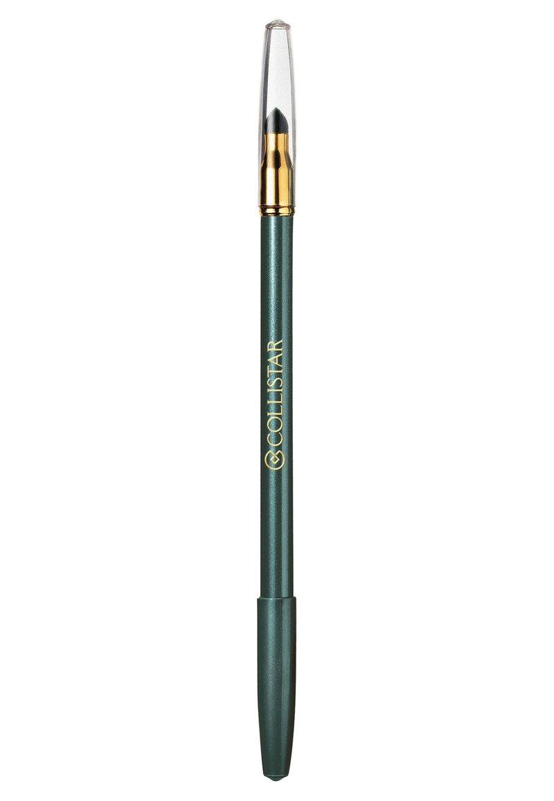 Collistar - PROFESSIONAL EYE PENCIL - Eyeliner - n.10 metallic green