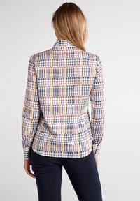 Eterna - MODERN CLASSIC - Button-down blouse - bunt - 1