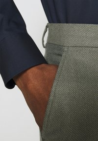 Selected Homme - SLHMYLOLOGAN  - Anzug - grey/structure - 7