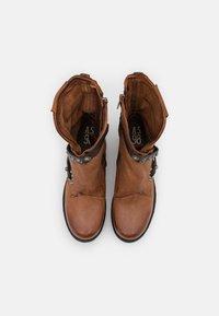A.S.98 - Classic ankle boots - calvados/testa di moro - 5