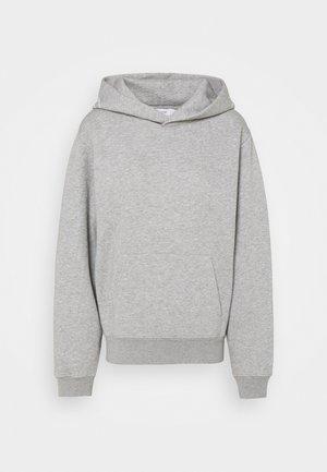 WOMEN - Hoodie - grey heather melange