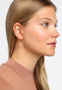 Pilgrim - EARRINGS RAQUEL - Pendientes - gold-coloured - 2