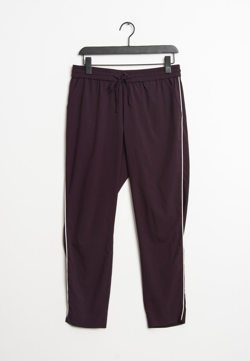 Opus - Tracksuit bottoms - purple