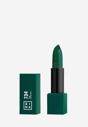 THE LIPSTICK - Lipstick - 734 deep winter green