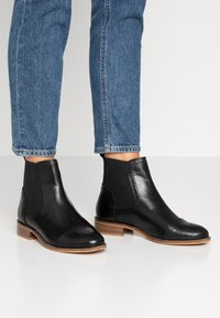 mint&berry wide fit - Classic ankle boots - black - 0